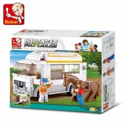 SLUBAN HORSE TRUCK NEW -...