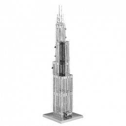 MODEL WILLIS TOWER 3D...
