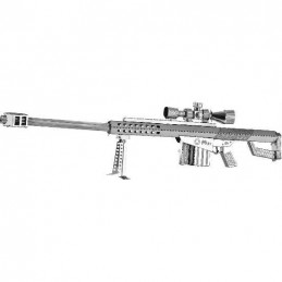 MODEL M82A1 SCOPED RIFLE 3D...