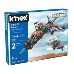 KNEX CLASSICS 2 EN 1 JET
