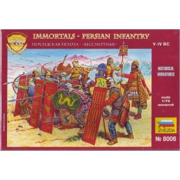 1:72 PERSIAN INFANTRY...