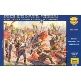 1:72 FRENCH VOLTIGEURS...
