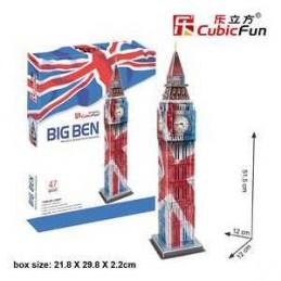 BIG BEN EDICION ESPECIAL 3D...