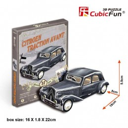 ANTIQUE AUTOMOBILE 1 3D PUZZLE