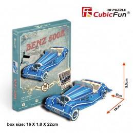 ANTIQUE AUTOMOBILE 2 3D PUZZLE