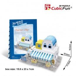SOUVENIR SHOP 3D PUZZLE