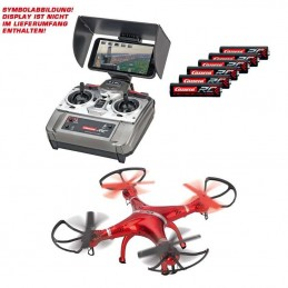 RC DRONE - QUADROCOPTER...