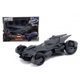 BATMOBILE BATMAN & SUPERMAN