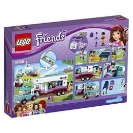 LEGO FRIENDS REMOLQUE DE...
