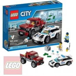 LEGO CITY COCHES POLICIA