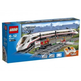 LEGO CITY TREN