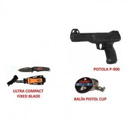 PISTOLA P900 4.5mm - PACK...