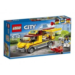 LEGO CITY: CAMION DE PIZZA