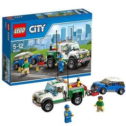 LEGO CAMION GRUA