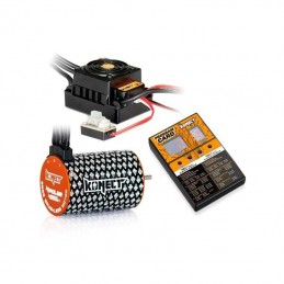 COMBO BRUSHLESS 50 AMP +...
