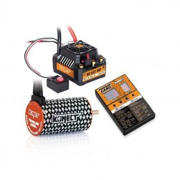 COMBO BRUSHLESS 80 AMP +...