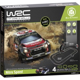 WRC NITRO SPEED CIRCUITO 1:43