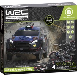 WRC RADICAL JUMPING RALLY...