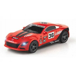 1/43 SLOT CAR RED NINCO