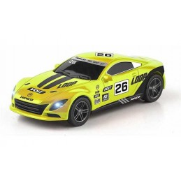 1/43 SLOT CAR YELLOW NINCO