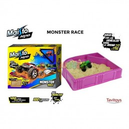 ARENA MONSTER RACE MAISTO