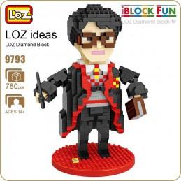 LOZ PERSONAJE MAGO 780 Piezas