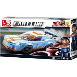 SLUBAN CAR CLUB - LEOPARD