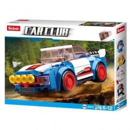 SLUBAN CAR CLUB - RALLY CAR