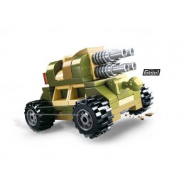 SLUBAN ARMY 6IN1 M38-B0636E...