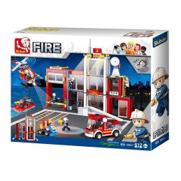 SLUBAN FIRE STATION M38-B0631