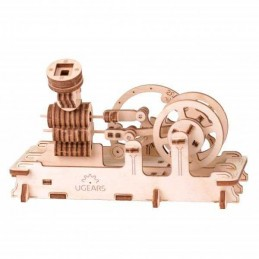 MODEL PNEUMATIC ENGINE...