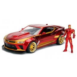 1:24 2016 CAMARO IRON MAN