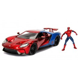 1:24 FORD GT 2017 SPIDERMAN