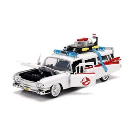 1:24 GHOSTBUSTERS ECTO-1...