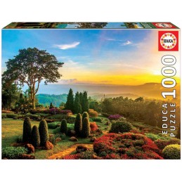 PUZZLE 1000 BEAUTIFUL GARDEN