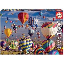 PUZZLE 1500 HOT AIR BALLOONS