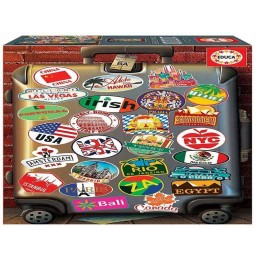 PUZZLE 1000 TROLLEY MINIATURA
