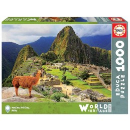 PUZZLE 1000 MACHU PICHU, PERU