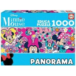 PUZZLE 1000 MINNIE - PANORAMA