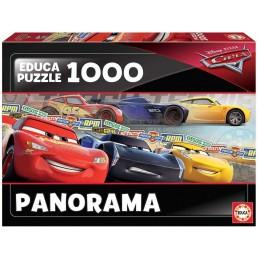 PUZZLE 1000 CARS - PANORAMA