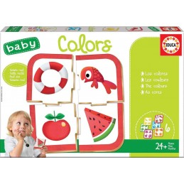 PUZZLE BABY COLORS