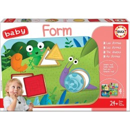 PUZZLE BABY FORMS