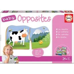 PUZZLE BABY OPPOSITES