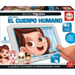 TOUCH JR CUERPO HUMANO