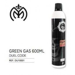 DUEL CODE GREEN GAS BOTE 600ML