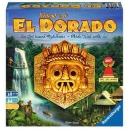 EL DORADO - JUEGO DE MESA