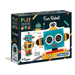FUN ROBOT - PLAY CREATIVE