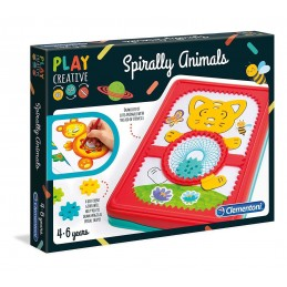 SPIRALLY ANIMALS - PLAY...