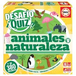 DESAFIO QUIZ ANIMALES...