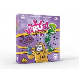 VIRUS 2 - JUEGO DE MESA